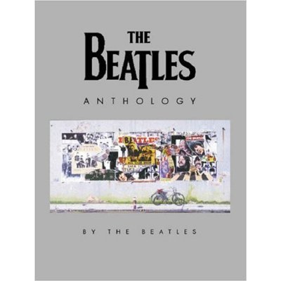 Beatles Anthology Book