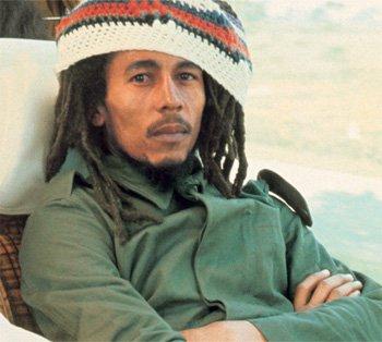 New Bob Marley Website