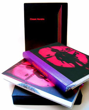Band Of Gypsys - JIMI HENDRIX Limited Edition book