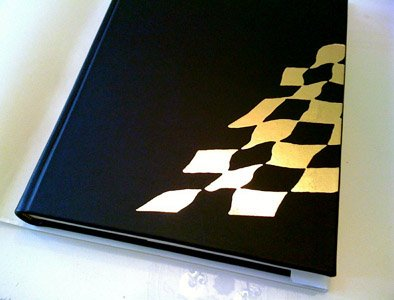 Jackie Stewart, COLLAGE, first Deluxe book arrives