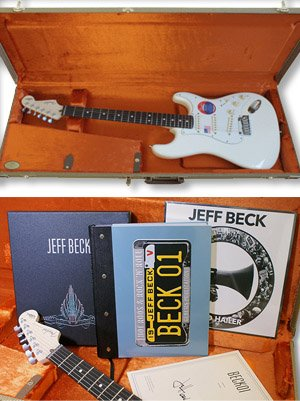 Jeff Beck Icon Award Offer