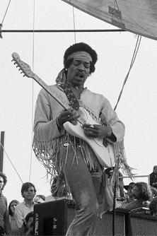 Happy Birthday Hendrix