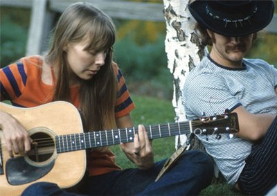 Happy Birthday Joni Mitchell