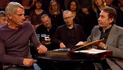 Jools Holland and Paul Weller Look Into Tomorrow