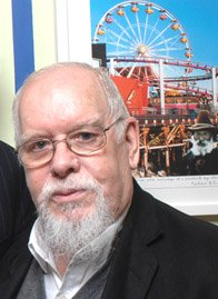 Receive a special Christmas inscription from Sir Peter Blake