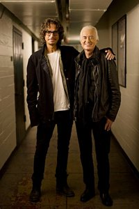 Jimmy Page in Conversation with Chris Cornell