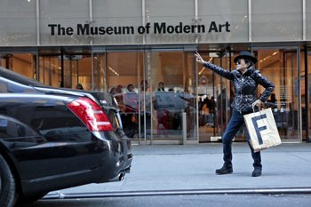 Yoko Ono and MoMA, Together at Last