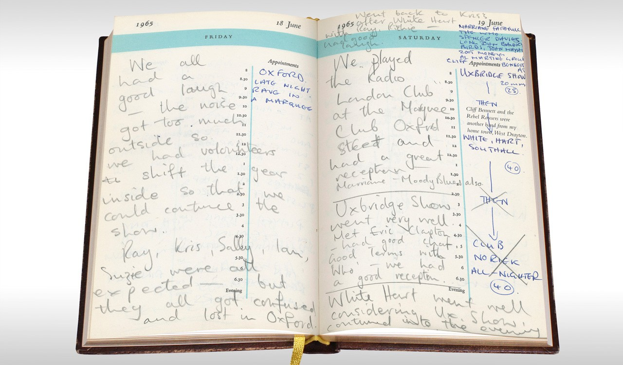 The Diary image 1
