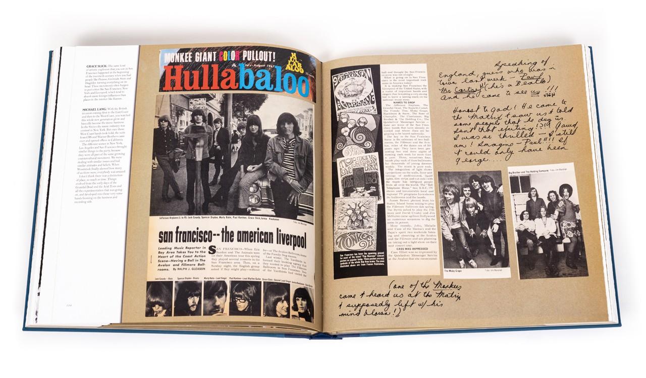 Janis Joplin and Paul McCartney
