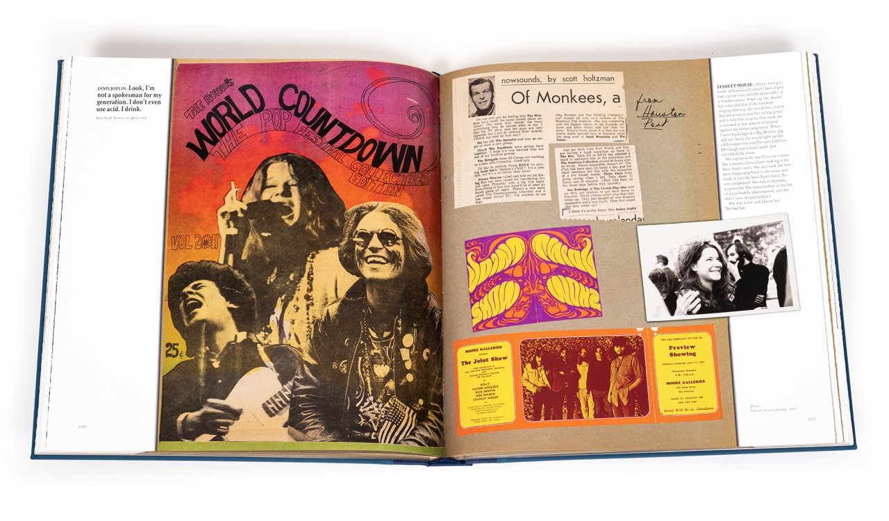 Janis Joplin and the Monkees