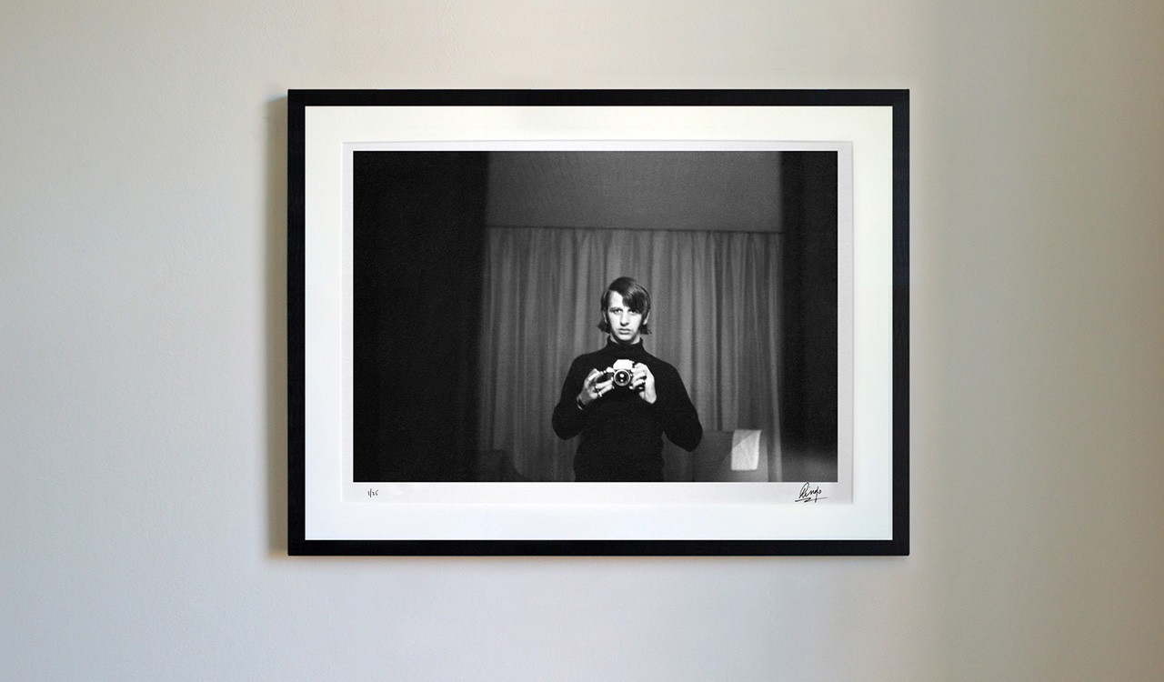 Ringo Starr: 'Self Portrait' image 1