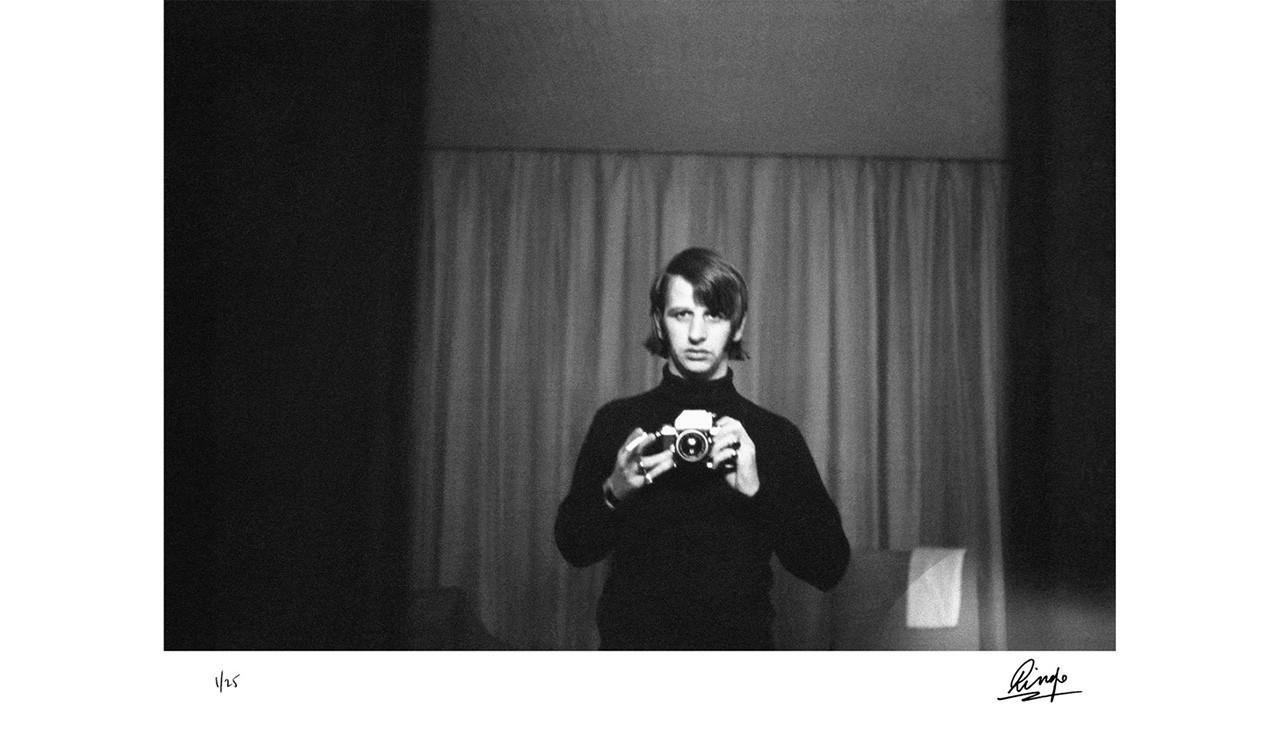 Ringo Starr: 'Self Portrait' image 2