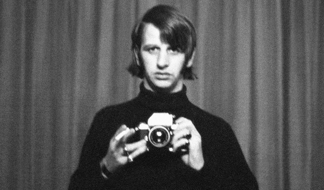 Ringo Starr: 'Self Portrait' image 4