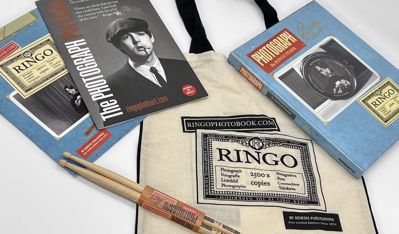 Ringo Starr: 'Liverpool' image 5