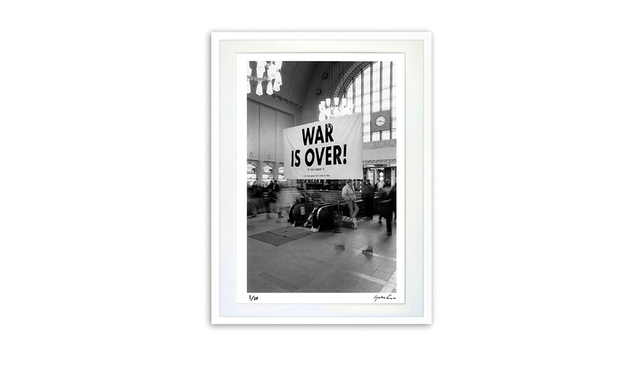 7. War Is Over image 1