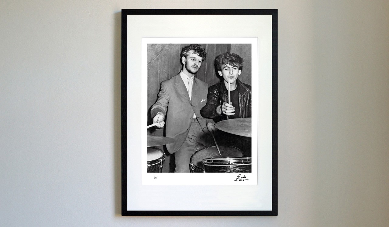 1. Ringo and George image 1
