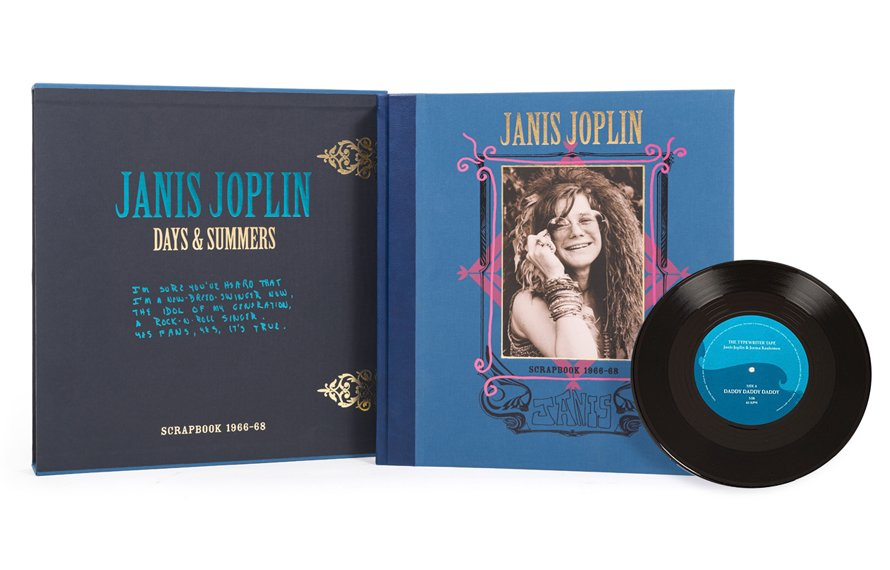 Janis Joplin: Days & Summers