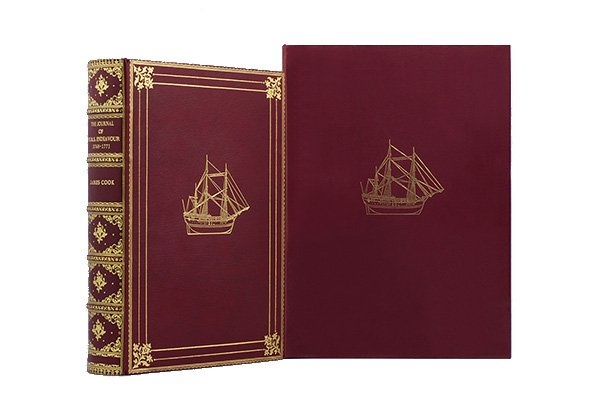 The Journal of HMS Endeavour 1768-1771
