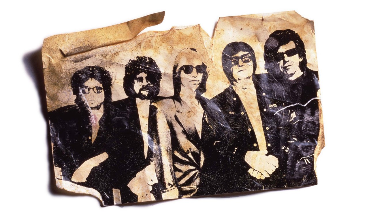 Genesis Publications - The Traveling Wilburys - Limited Edition Book