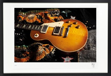Jimmy Page's Gibson Les Paul 'Number One' and 'Song Remains The Same' Suit
