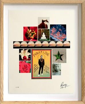 3. Peace & Love - Ringo Starr