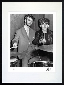 1. Ringo and George