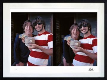 9. John & Ringo