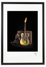 Jimmy Page: The Anthology Portfolio Fine Art Print Series