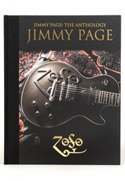 Jimmy Page: The Anthology The Open Edition